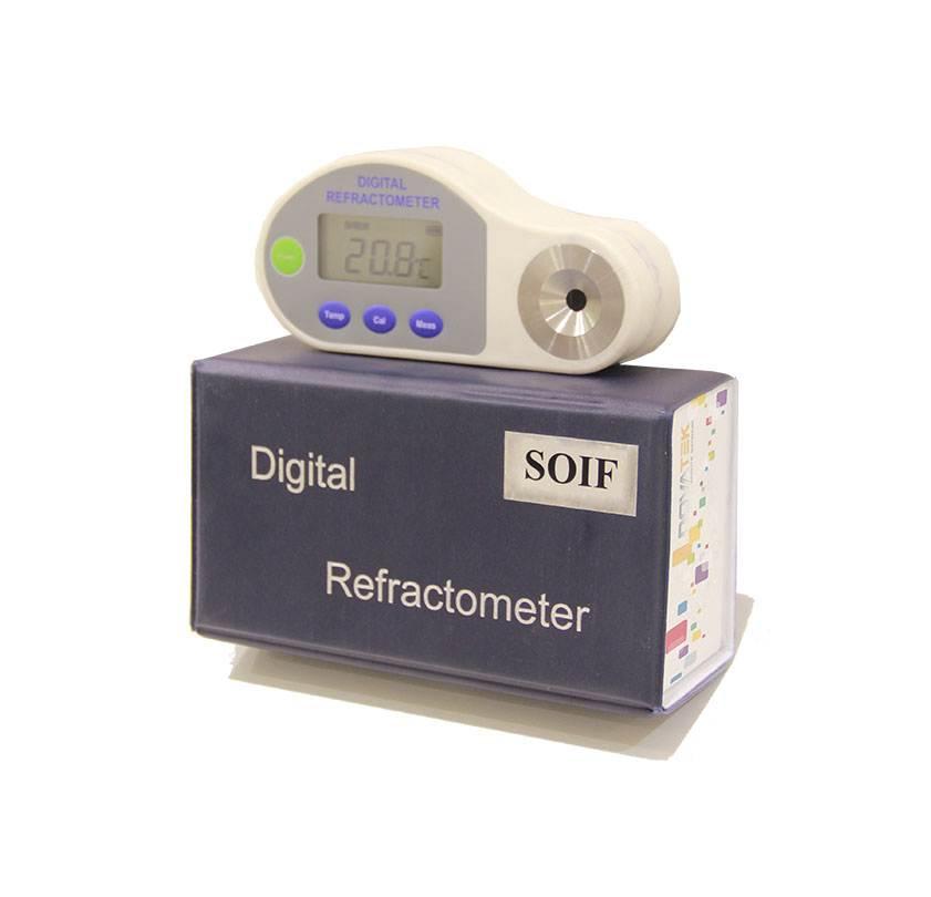 soif optical instruments el tipi refraktometre
