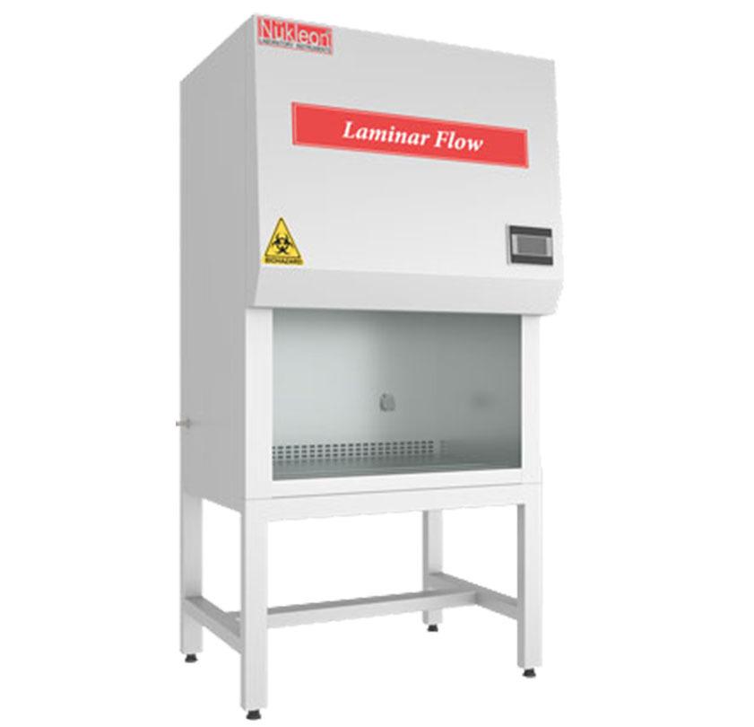 laminar flow cabin class 1 nukleon nlf 90