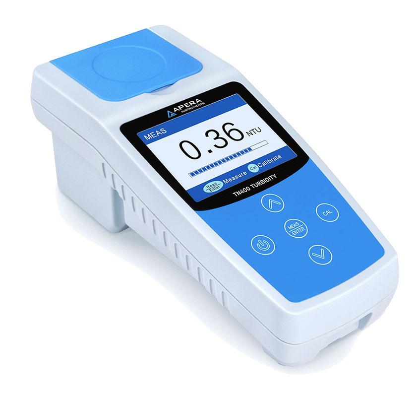 portatif turbidimetre bulaniklik olcer cihazi – iso7027 uyumlu tn400 apera