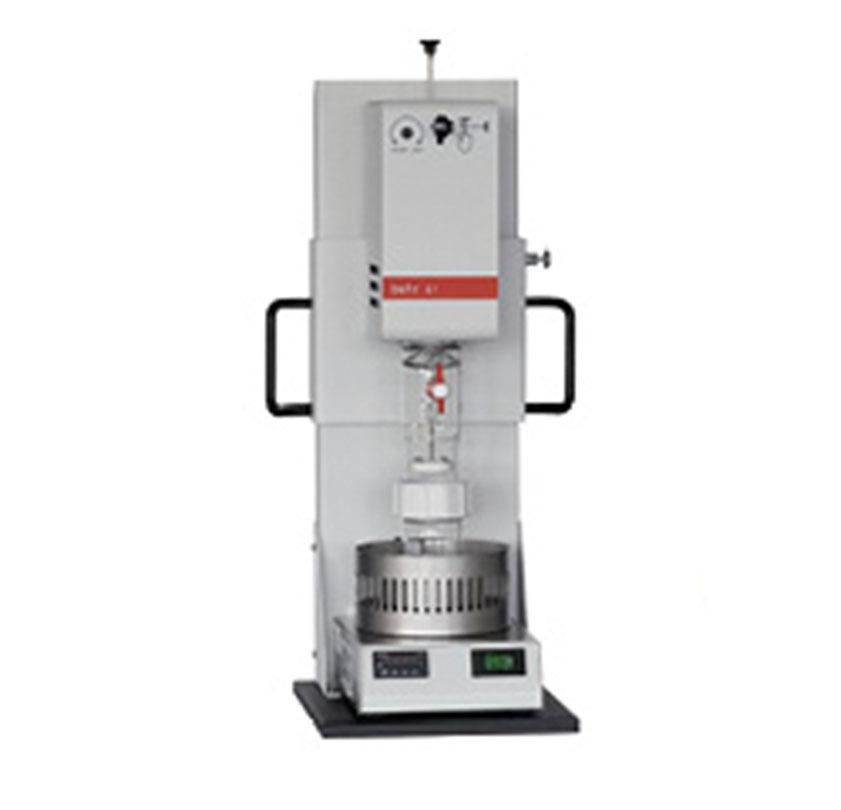 tek numuneli randall metot yağ – solvent ekstraksiyon cihazi behr e1