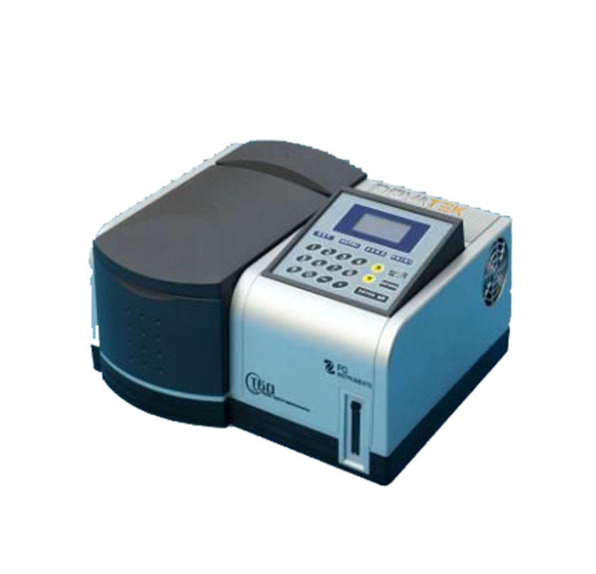 uv vis spektrofotometre pg instruments t60