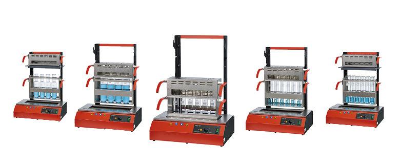 kjeldahl infrared digestion systems manual infrared digestion device manual energy regulation 65 10 0 2