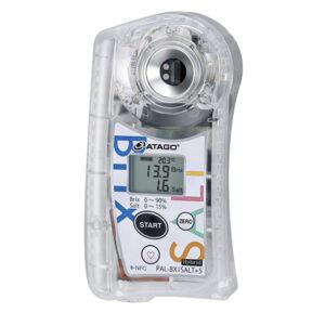brix ve tuz ölçer refraktometre atago pal-bx | salt